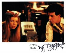 Dan Hill Autograph Signed Doctor Who - Shada